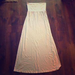 Splendid White Maxi Skirt